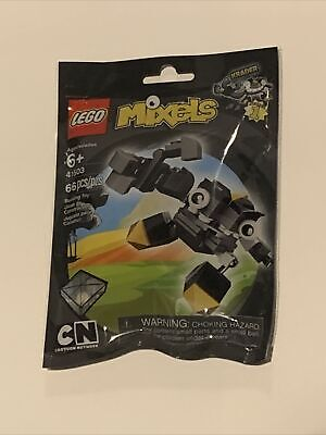 Lego Mixels KRADER 41503 Series 1 Factory Sealed Cartoon Network Gift
