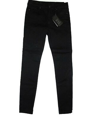 Armani Exchange super skinny black denim Jeans size 27