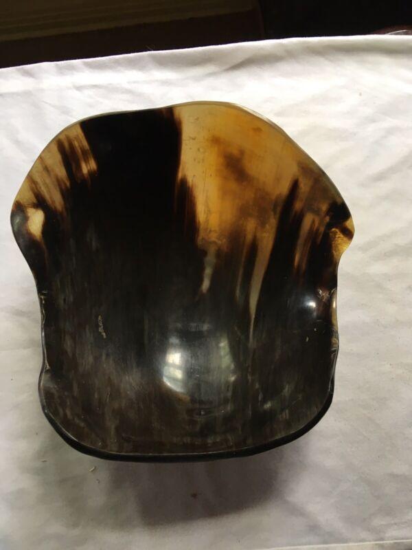 african water bufflo large bowl