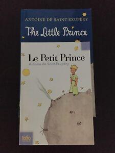 Le Petit Prince Livre / The Little Prince Book