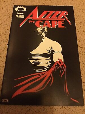 AFTER THE CAPE Issue #1 By Image Comics - Superman Capes