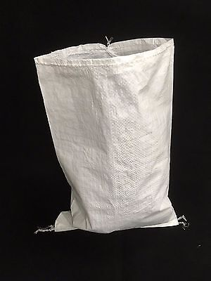 WOVEN POLYPROP BAGS / RUBBLE SACKS / SAND BAGS 24