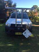 Toyota Hilux Workmate cab Chasis Castle Hill The Hills District Preview