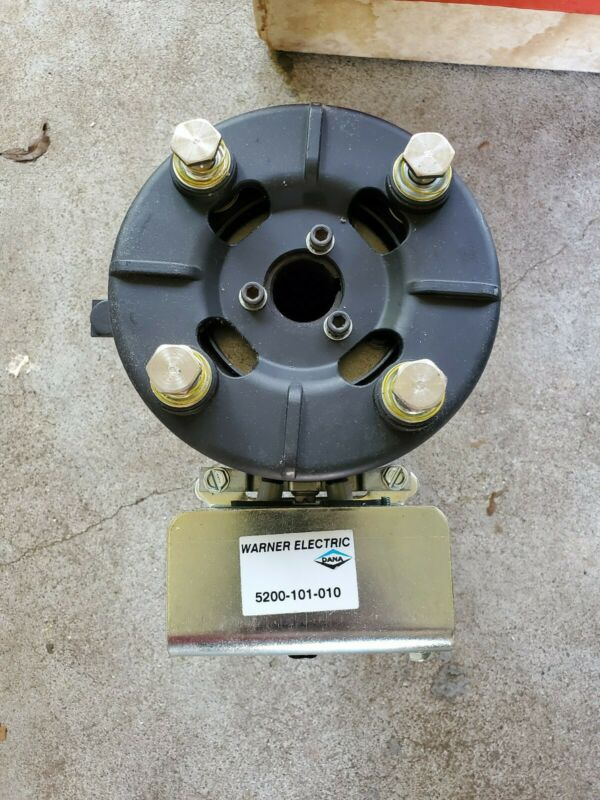 New Open Box Warner Electric EC-475 Clutch - Part # 5181-271-006