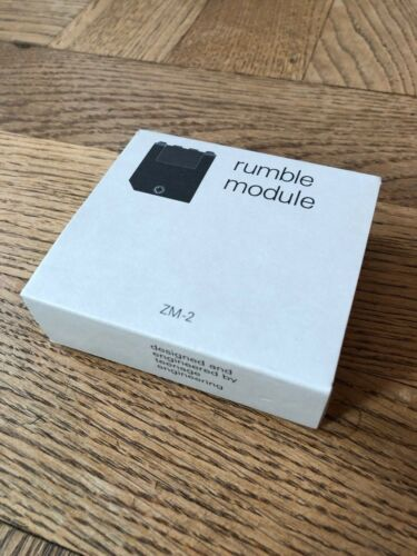 Teenage Engineering Rumble Module Brand New in Box Still Sealed