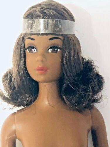 REPRO BLACK AA FRANCIE Barbie Cousin T N'T REPRODUCTION Model Vintage Fashions