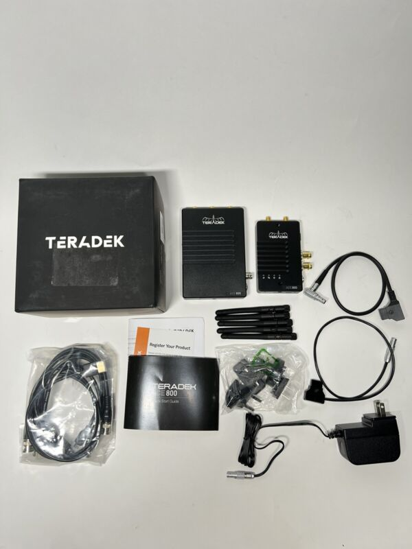Teradek Ace 800 TX RX Set