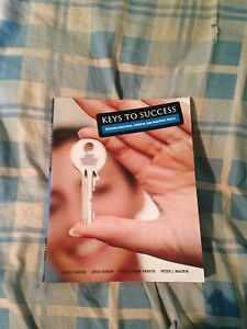 Keys to Success Textbook