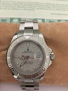 Sell Rolex yacht master Newton Campbelltown Area Preview