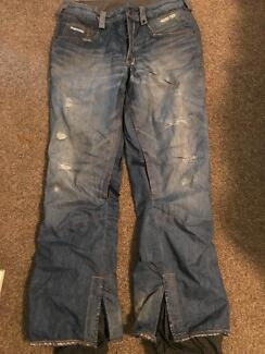 "Burton ""The Jeans"" Snowboarding pants"