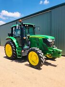Tractor John Deere 6105M with creeper gears Agnes Banks Penrith Area Preview