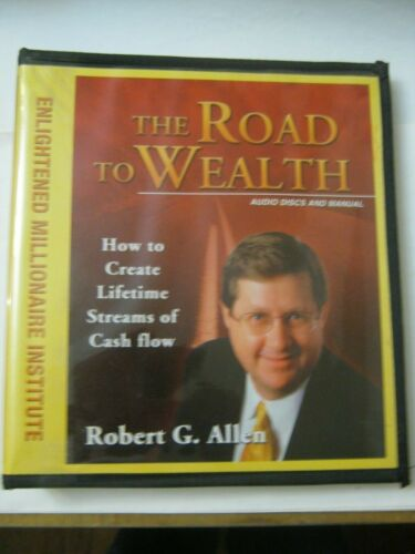 Robert G. Allen - The Road To Wealth, Audio Discs And Manual (MW-72)