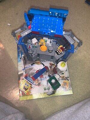 Lego SpongeBob SquarePants 4981 The Chum Bucket w/o box