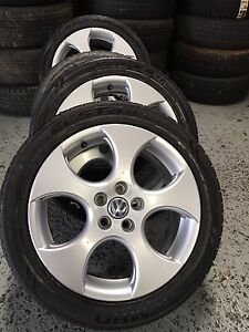 Tyres and rims for VOLKSWAGEN POLO Redcliffe Redcliffe Area Preview