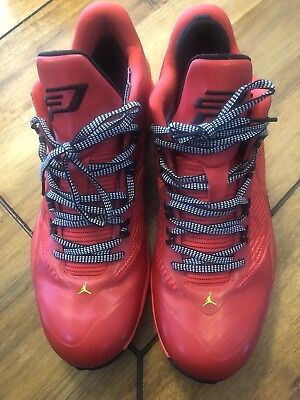 huge discount 5405f 1dfca New Nike Mens Jordan CP3.VIII CP Chris Paul Basketball Shoes 684855-605 sz  12.5
