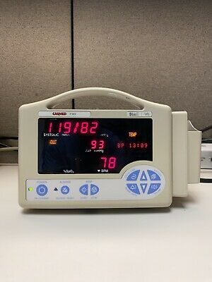 Casmed 740 Vital Signs Monitor Sp02 Nibp Tested