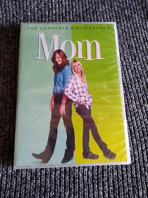 Mom Season 6 (DVD, 3-Disc Set) Brand New free Shipping Great