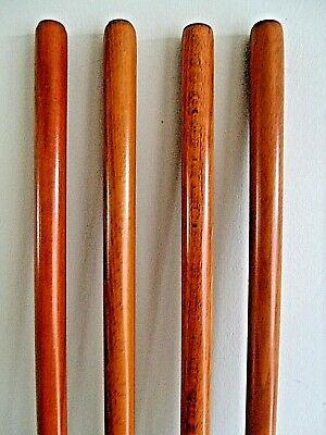 Shaft for Walking Sticks Making Walnut Colour Stick Wooden Shanks Part New Cane✅