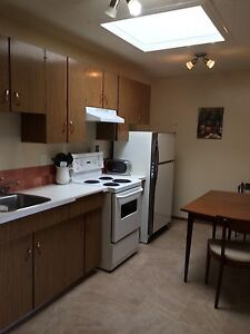 Fully Furnished  One BedApartment in downtown Fort Saskatchewan