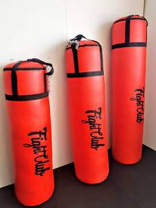 NEW Fight Club Boxing Bags (4FT, 5FT, 6FT)