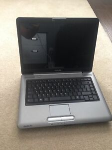 Toshiba Satellite Laptop (Core 2 duo, Windows vista, 2007)