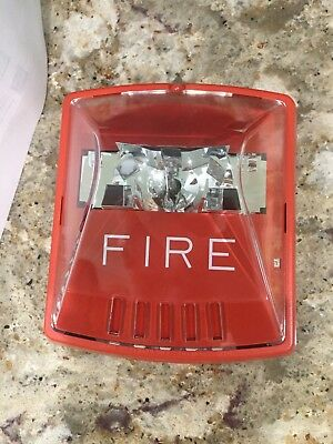 New Cooper Wheelock Exceder Str 127380 Red Wall Mount Free Shipping