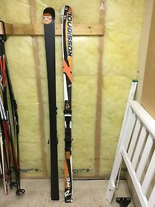 Rossignol FIS WC GS skis 2009-10