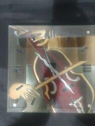 Modern Art Wall Clock, Cello