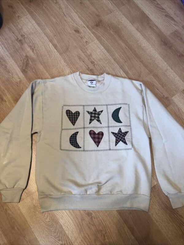 Womens' Vintage Sweatshirt Size S/M