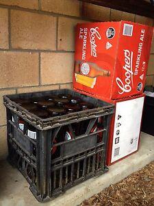 Home brew beer bottles 750ml crown seal Beenleigh Logan Area Preview