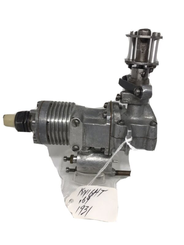 1931 Knight .69 Model Airplane Engine