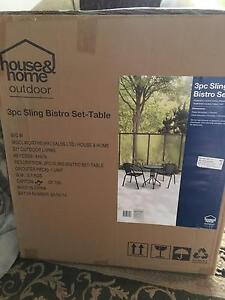 3 Piece 'Bistro Set' Brand New -table still in box Riverton Canning Area Preview