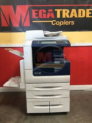 Xerox Workcentre 7830 Color Laser Multifunction Printer Copier Scanner Fax 30ppm