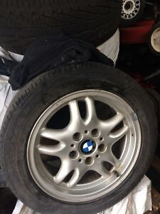 Mags BMW 16 inch
