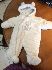 Disney snowsuit