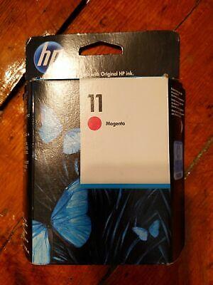 HP 11 | Ink Cartridge | Magenta | C4837A | EXPIRED 2013 comprar usado  Enviando para Brazil