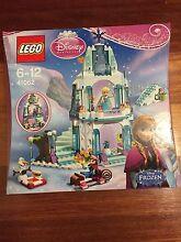 Frozen Lego Elsa's Ice Castle Disney Princess Castle Hill The Hills District Preview