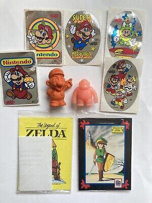 Vintage Nintendo Keshi Mario Donkey Kong Vintage Nintendo Lot Super Mario Zelda