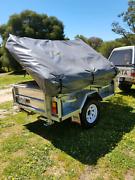 Soft floor off road camper North Wangaratta Wangaratta Area Preview