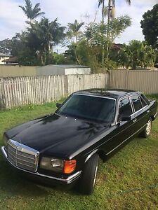 1982 Mercedes Benz ex ambassadors car Mosman Park Cottesloe Area Preview