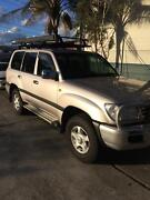 2003 Toyota Landcruiser GXL V8 Leonay Penrith Area Preview