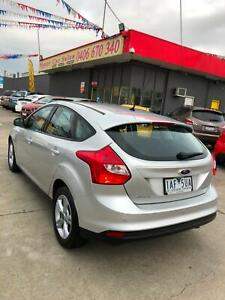 Ford Focus Trend 2013 AUTO %RWC & 7 MONTH REGO% REVERSE SENSORS Dandenong Greater Dandenong Preview