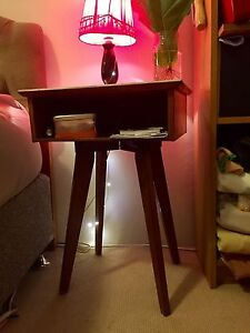 Mid Century Eames Esk Side Table 60s 70s Enmore Marrickville Area Preview