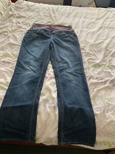 Target maternity jeans size 14