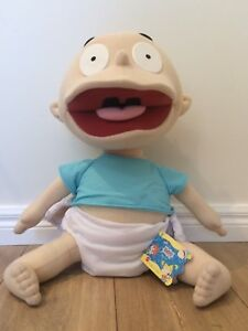 Large Rugrats Like New Plush Rare Toy Baby Tommy