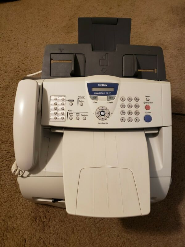 Brother Intellifax 2820 All-in-One Laser Fax Machine