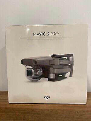 DJI Mavic 2 Pro UltraHD 4K Camera Drone with Mavic 2 Fly more Kit