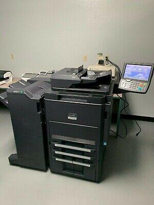 Kyocera Taskalfa 6501i - Printscancopyfax Machine With Finisher