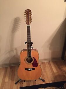 Fender 12 string acoustic 600 OBO