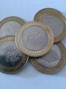 Moneda £ 2 libras gibraltar 2005/11 ( km1092 ) - España - Moneda £ 2 libras gibraltar 2005/11 ( km1092 ) - España